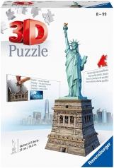 statua della liberta - puzzle 3d 108 pezzi