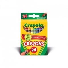 creations - 24 pastelli a cera