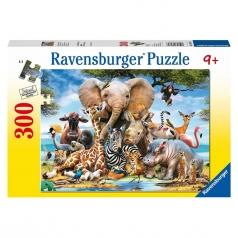 cuccioli d'africa - 300 pezzi xxl