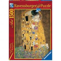 klimt il bacio - puzzle 1500 pezzi